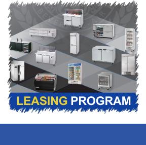 Beverage Air Leasing Program